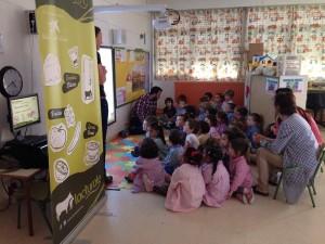 Jornadas culturales Lacturale Infantil