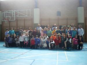 Jornadas culturales Triatlon Arenas 2