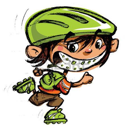 28484479-ni-o-de-dibujos-animados-excitado-con-aparatos-dentales-y-gran-sonrisa-en-los-deportes-de-patinaje-c