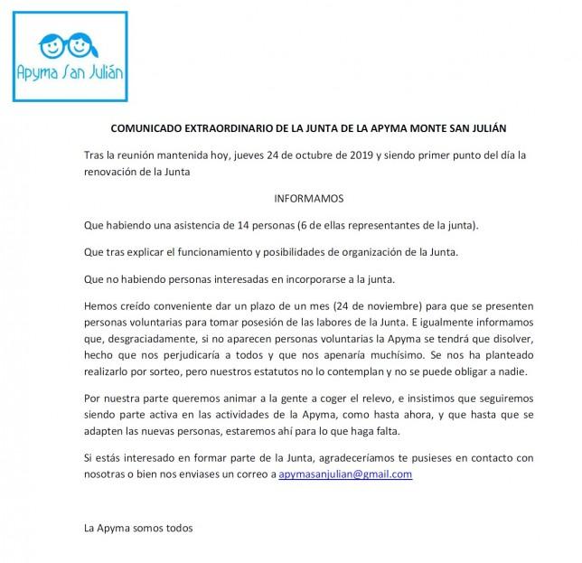 comunicado_25_10_19